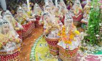 শেষ হলো মণিপুরি মহারাসলীলা