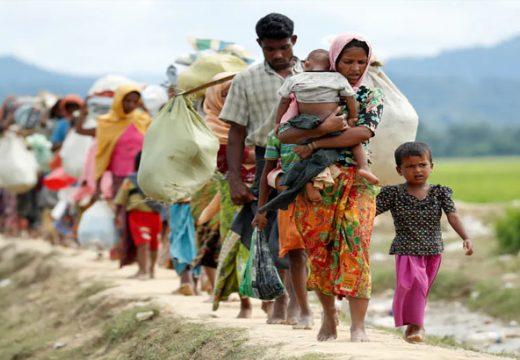 রোহিঙ্গা হত্যায় আন্তর্জাতিক আদালতের তদন্ত প্রত্যাখ্যান মিয়ানমারের