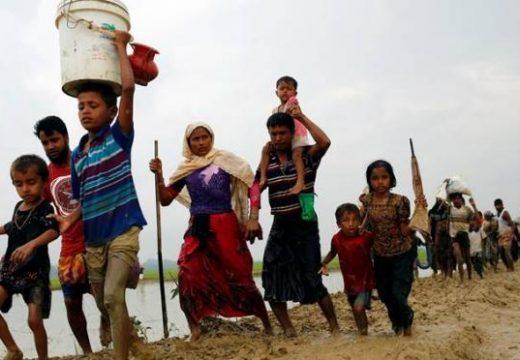 রোহিঙ্গা গণহত্যা: মিয়ানমারের বিরুদ্ধে জাতিসংঘে মামলা