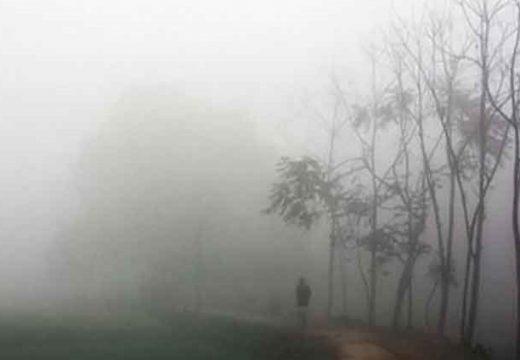 চায়ের রাজধানী শ্রীমঙ্গলে দেশের সর্বনিম্ন তাপমাত্রা