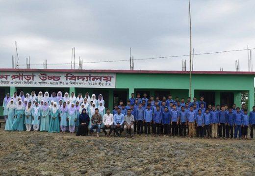 জৈন্তাপুরের হেমু তিনপাড়া উচ্চ বিদ্যালয়ে জেএসসি পরীক্ষায় শতভাগ সাফল্য