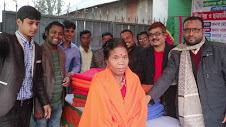 ঠাকুরগাঁওয়ে শীতবস্ত্র বিতরণ ও প্রশিক্ষনার্থীদের মাঝে সনদ প্রদান