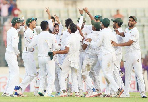 পাকিস্তানের বিপক্ষে টাইগারদের টেস্ট দল ঘোষণা