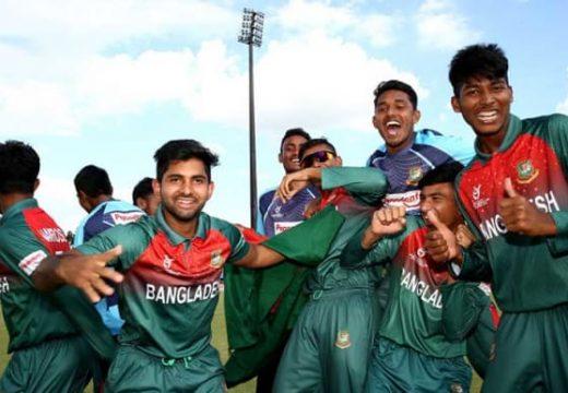 রবিবার বাংলাদেশ-ভারত বিশ্বকাপ ফাইনাল