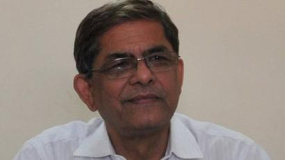'খালেদা জিয়াকে মুক্ত করতে বিএনপির শপথ গ্রহণ'