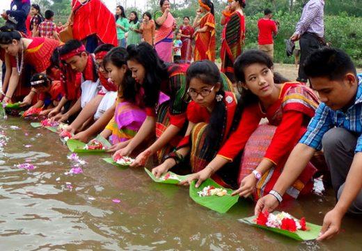 করোনা কেড়ে নিলো পাহাড়িদের বৈসাবী উৎসব