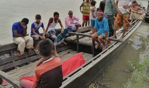 যমুনায় নৌকাডুবিতে আরও ৪ জনের মরদেহ উদ্ধার