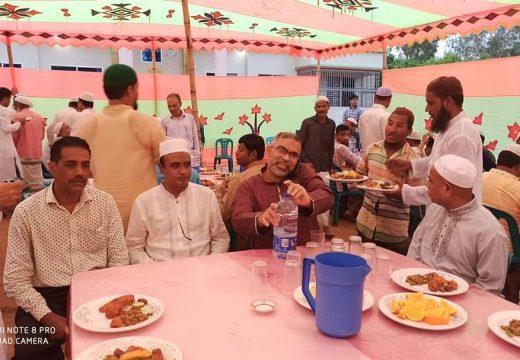 'বিএনপি নেতার বাসায় আ'লীগ নেতা নাদেল'র ইফতার, আতংক !'