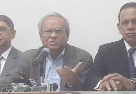 সরকারের মদদে খালেদা জিয়ার অসুস্থতা গোপন করা হচ্ছে: রিজভী