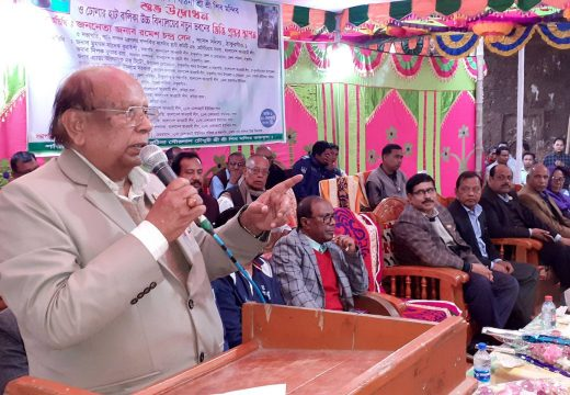 বাংলাদেশ সাম্প্রদায়িক সম্প্রীতির অনন্য দৃষ্টান্ত : রমেশ চন্দ্র সেন