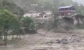নেপালে ভূমিধসে ১০ জনের মৃত্যু