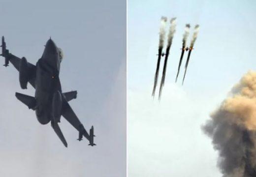 আর্মেনিয়ার যুদ্ধবিমান ধ্বংস করেছে তুরস্কের এফ-১৬?