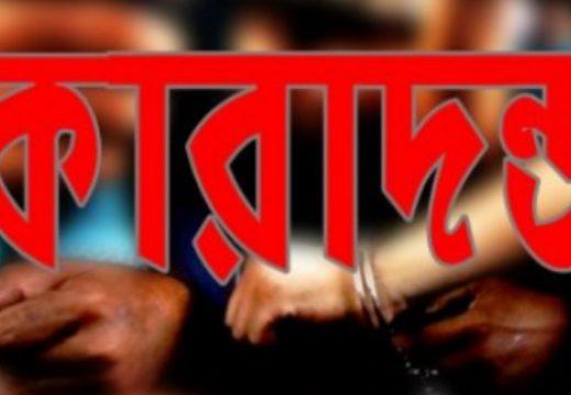 নবীগঞ্জে ধর্ষণ মামলায় প্রবাসীর কারাদন্ড