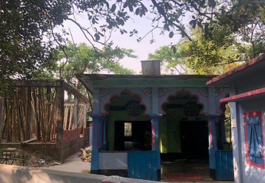 বিয়ানীবাজার সীমান্তে মসজিদ পুনর্নির্মাণে বিএসএফের বাধা