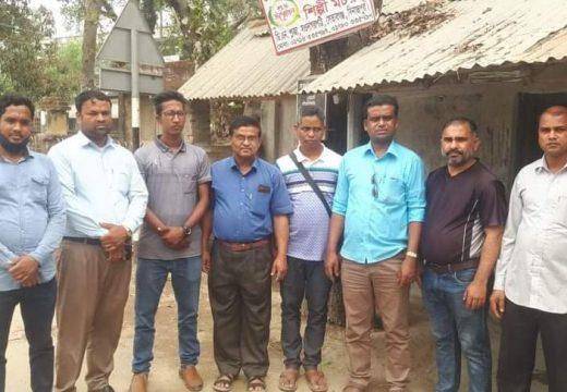 হরিপুর উপজেলায় নতুন প্রেসক্লাব কমিটি গঠন