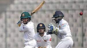 শ্রীলঙ্কা সফরে সিরিজের প্রথম টেস্ট ড্র করল বাংলাদেশ