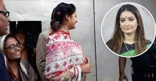 জামিনে মুক্তি পেলেন বিএনপি নেত্রী নিপুন রায়
