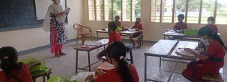 কমলগঞ্জে ১৫২টি প্রাইমারী স্কুলে স্বাস্থ্যসম্মত পরিবেশে চলছে ক্লাস
