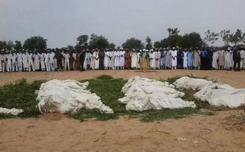 নাইজেরিয়ায় বন্দুকধারীদের গুলিতে ৪৩ জন নিহত
